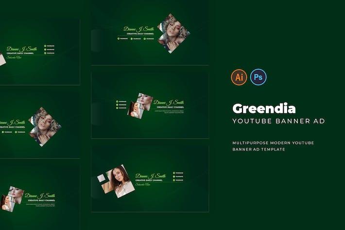 Greendia Youtube Cover