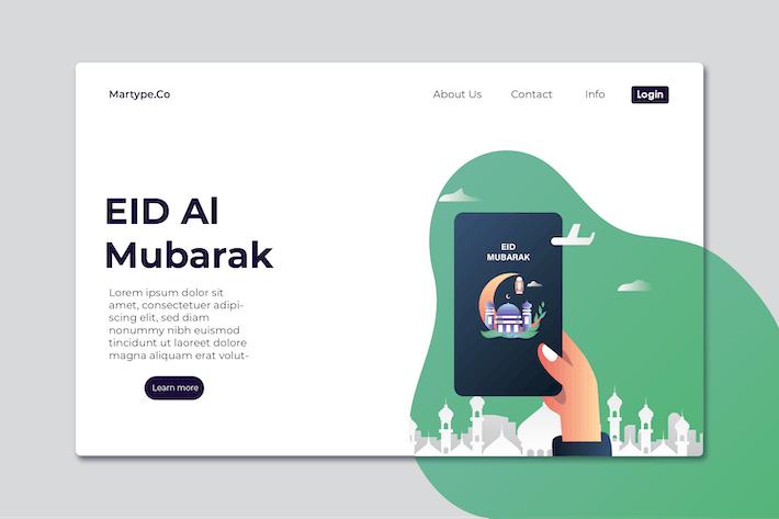 Thumbnail for Eid Al Mubarak
