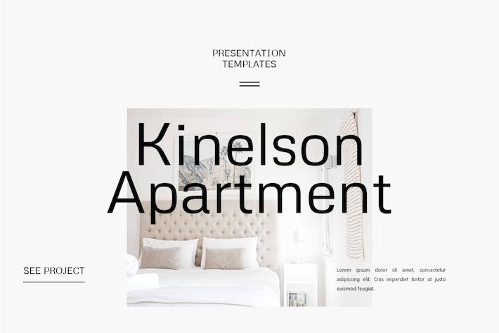 Thumbnail for KINELSON - Google Slide