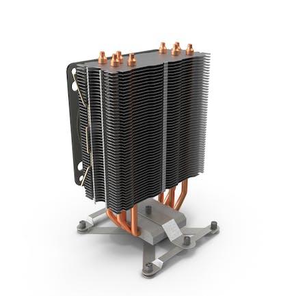 Processor Radiator