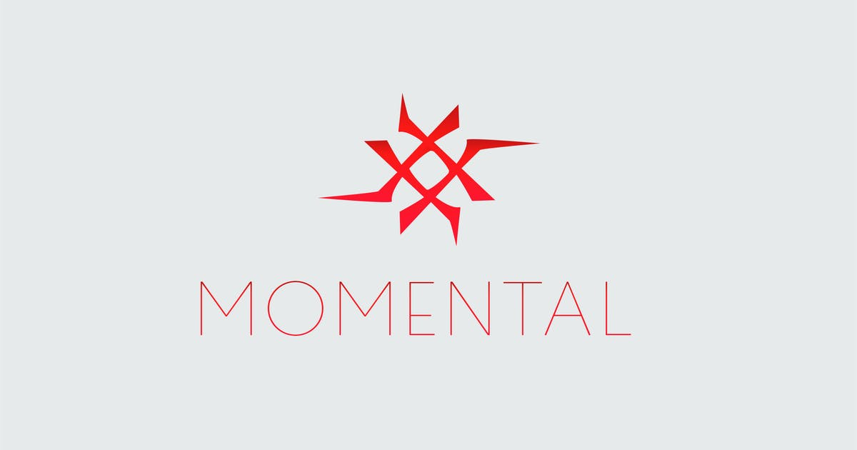 Download Momental - Abstract Logo Template by ThemeWisdom