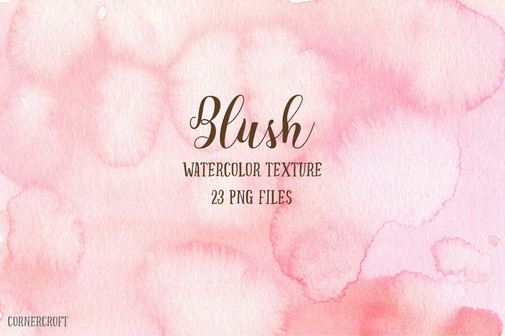 Thumbnail for Watercolor Texture Blush