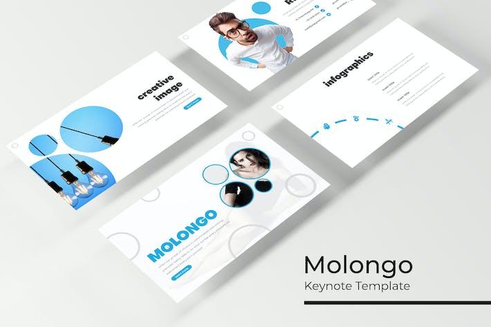 Thumbnail for Molongo - Keynote Template