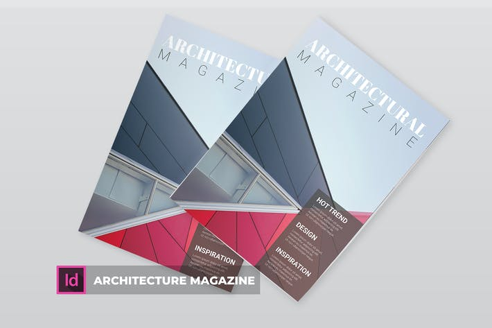 Architecture | Magazine Template