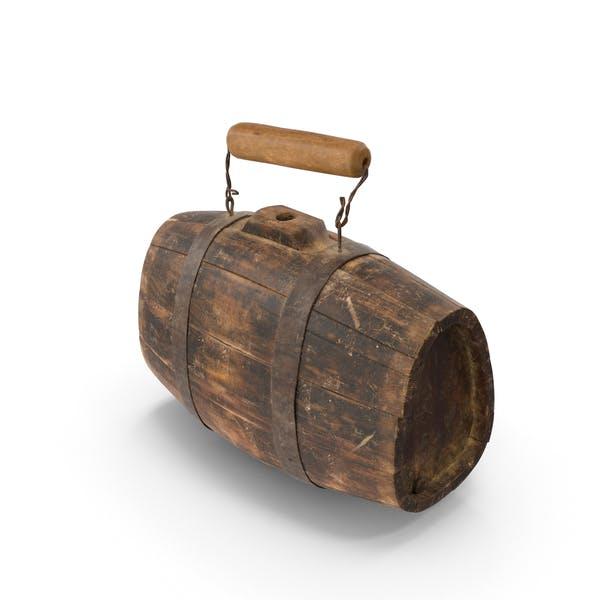 Thumbnail for Old Rum Keg