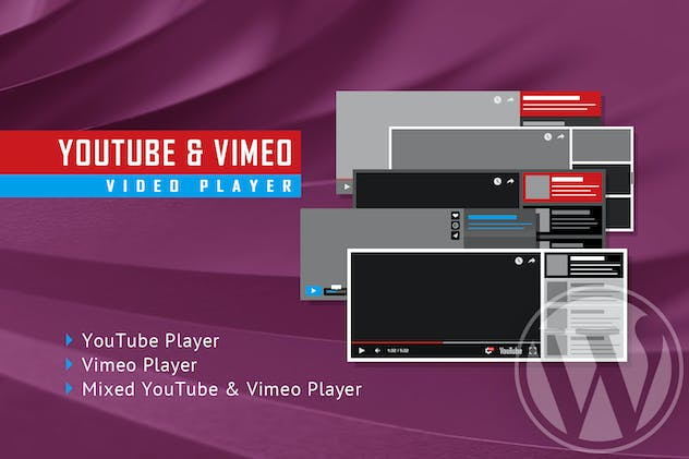 Sticky Ultimate Video Player Wordpress Plugin by FWDesign on