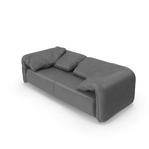 Thumbnail for Leather Sofa