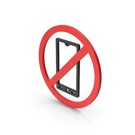 Symbol No Mobile Phone