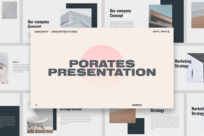 Thumbnail for Porates - Architecture Presentation