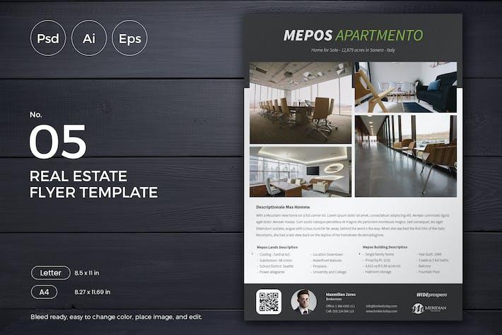 Thumbnail for Slidewerk-Real Estate Flyer 05