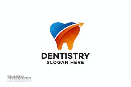 Dentistry Gradient Logo