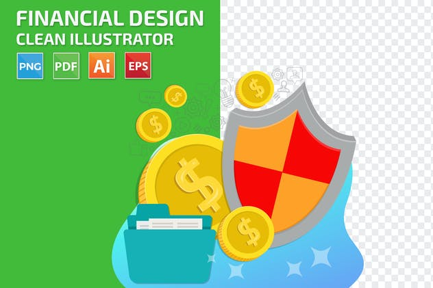 Financial Design - product preview 0