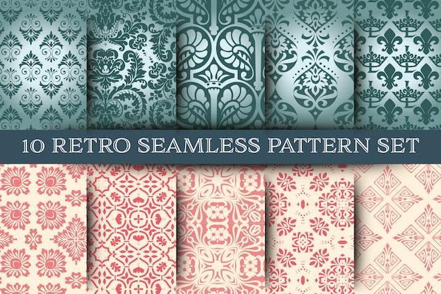 Set of 10 Pattern