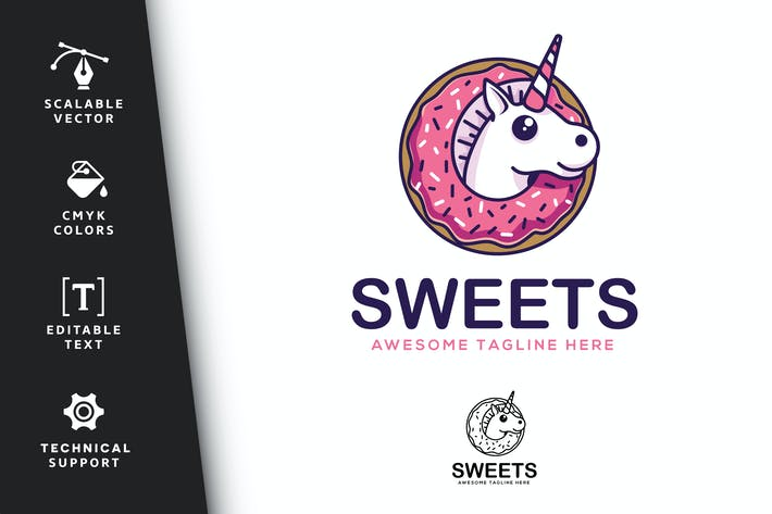 Thumbnail for Sweets Logo