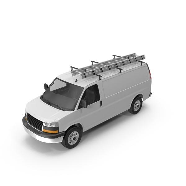 Thumbnail for White Van