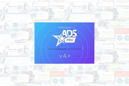 Ads Pro - Multi-Purpose WordPress Advertising