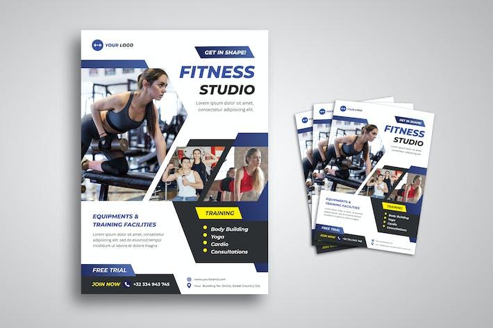 Thumbnail for dépliant Fitness