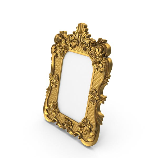 Baroque Picture Photo Frame