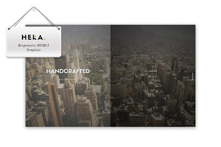 Hera - Responsive HTML 5 Template
