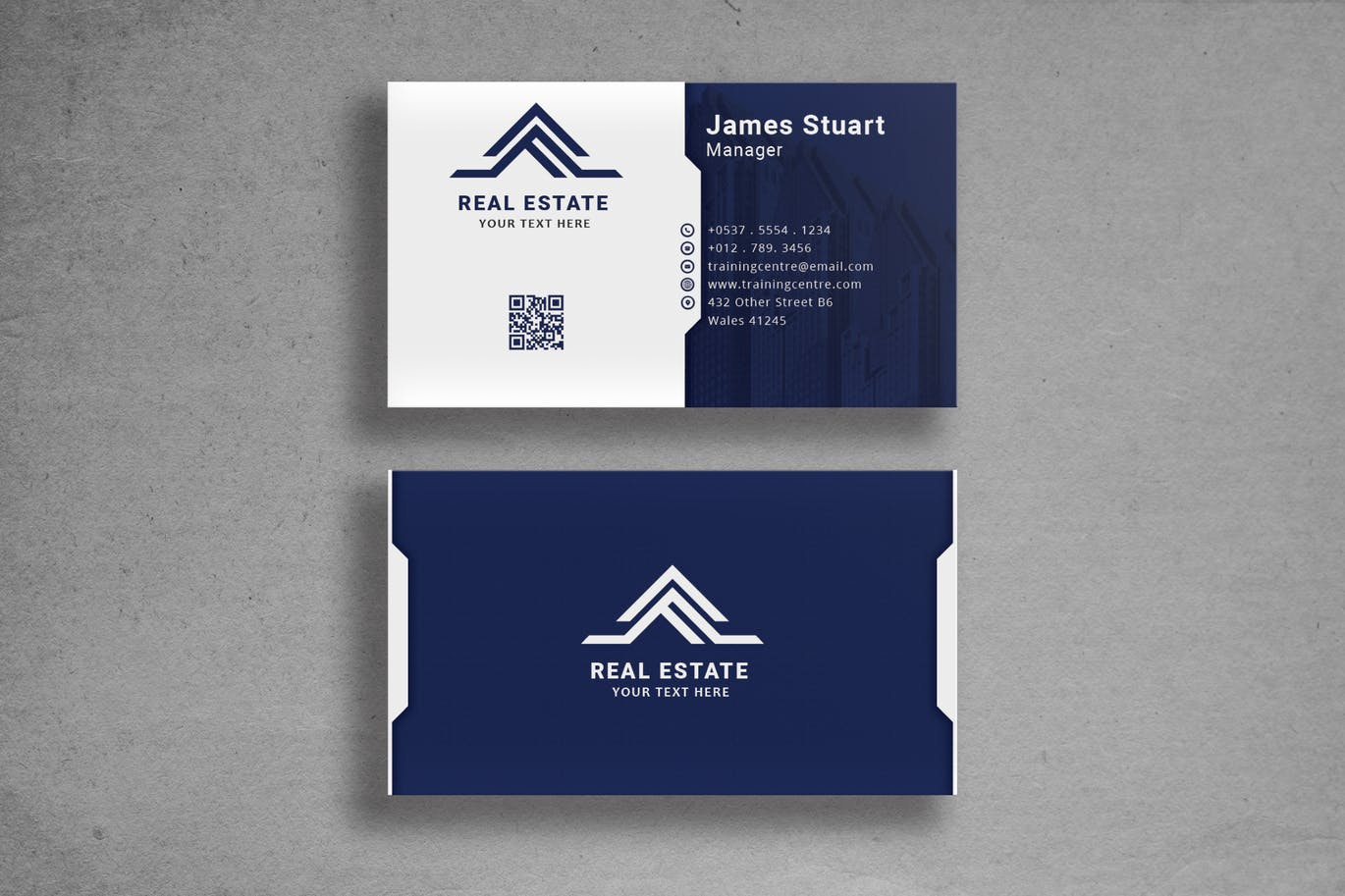 Navy-Blue-Business-card