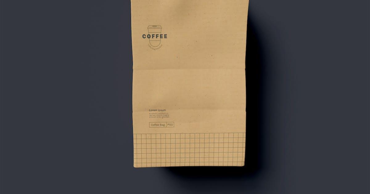 Download Paper Bag Mockup by megostudio