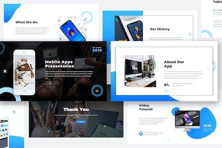 Mobile App Keynote Proposal Presentation