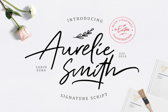 Thumbnail for Aurelie Smith - Signature (+EXTRA)