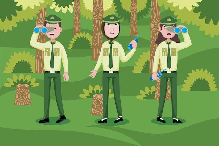 Thumbnail for Wald-Ranger