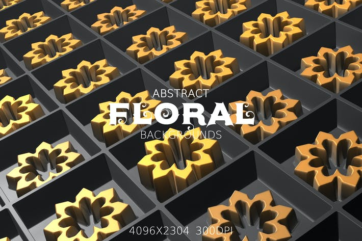 Thumbnail for Floral Backgrounds