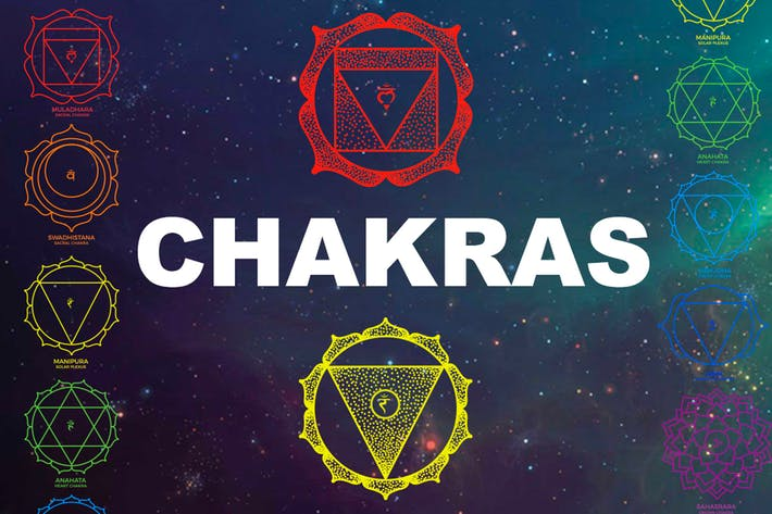 Thumbnail for Chakras set