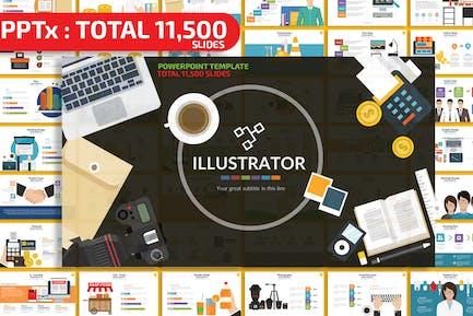 Illustrator Powerpoint Presentation