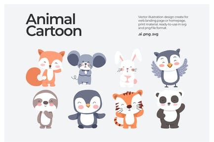 Dessin animé - Illustration