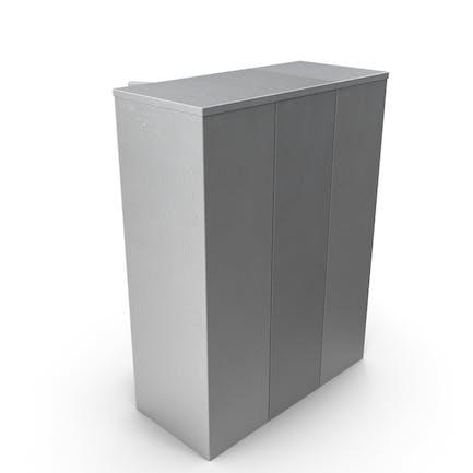 Taquillas de almacenamiento de metal