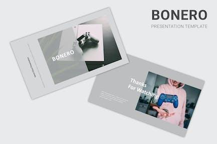 Bonero - SpielThema Powerpoint