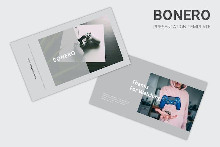 Thumbnail for Bonero - Тема игры Powerpoint
