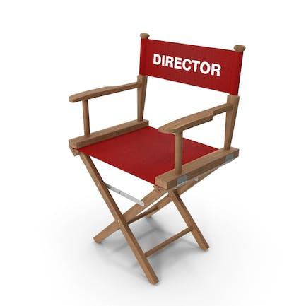Directors Wood Chair