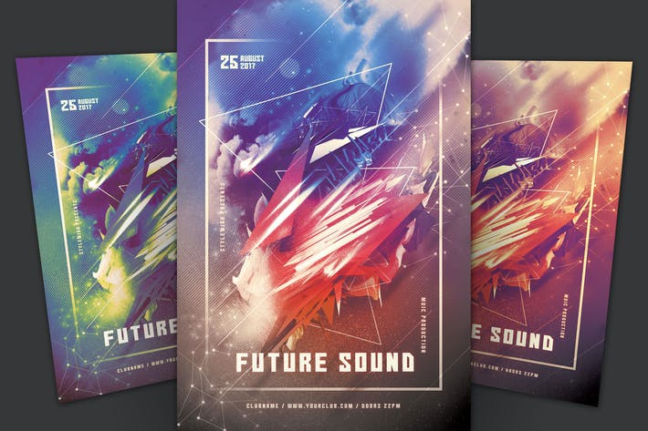 Thumbnail for Future Sound Flyer
