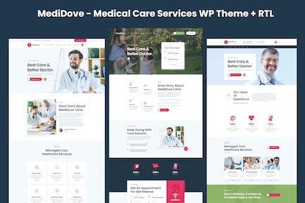 MediDove - Medical Care, Home Healthcare Service W