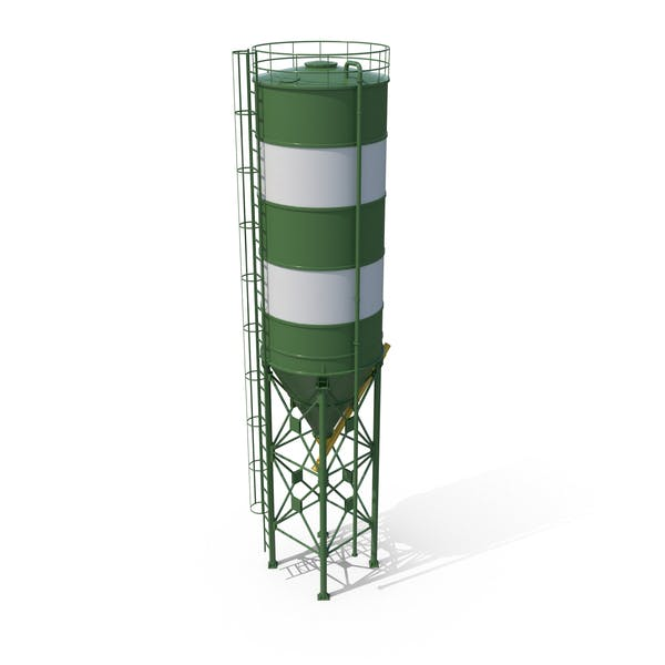 Thumbnail for Cement Silo Green