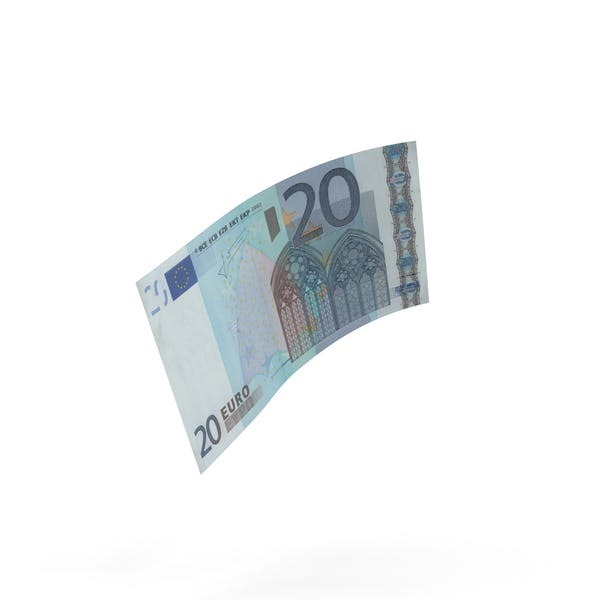 Cover Image for 20 Euro Bill