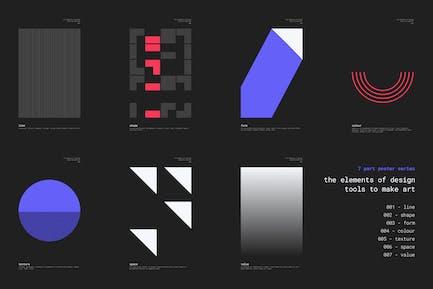 Die Elemente des Designs