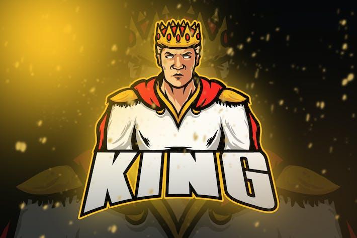 Thumbnail for King Esport Logo Vol. 2