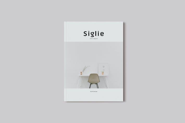 Thumbnail for Siglie Magazine