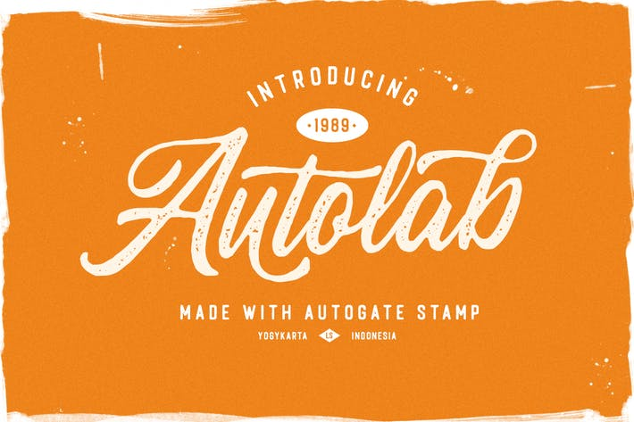 Thumbnail for Autogate Stamp