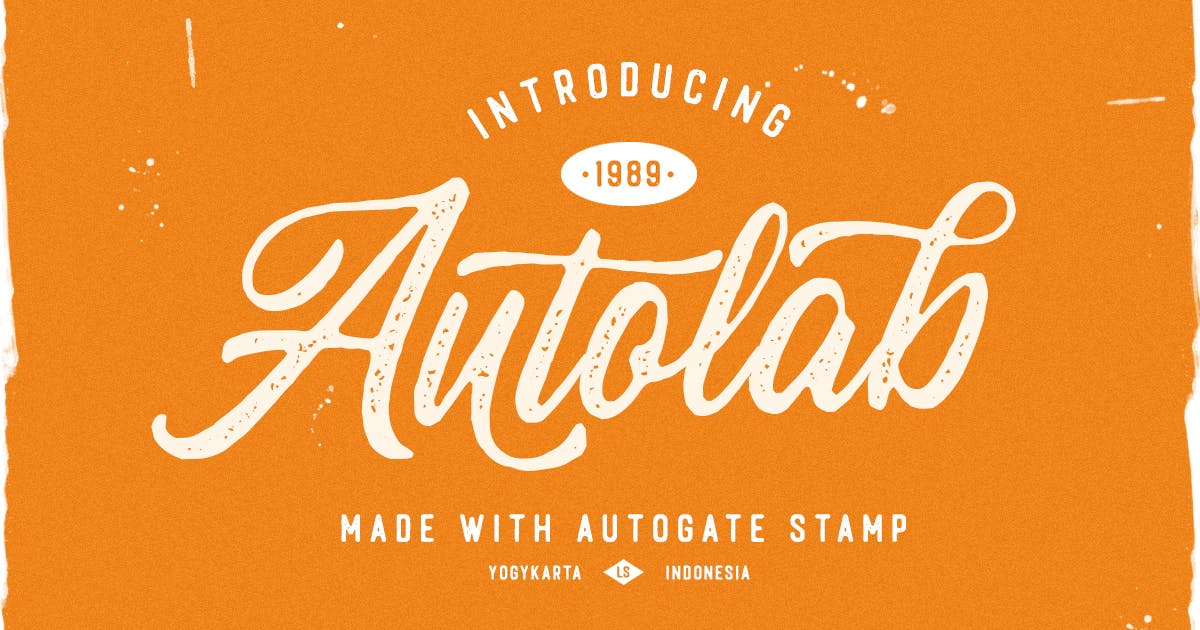 Download Autogate Stamp by letterhend