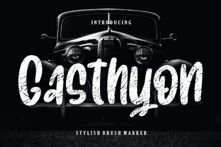 Thumbnail for Gasthyon Stylish Brush Marker