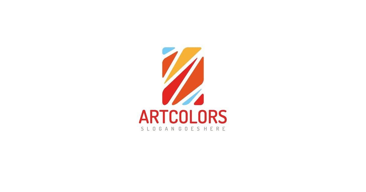 Colorful Mosaic Logo by 3ab2ou