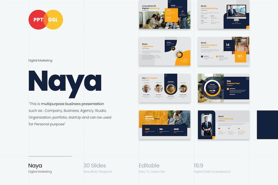 Naya - Digitales Marketing