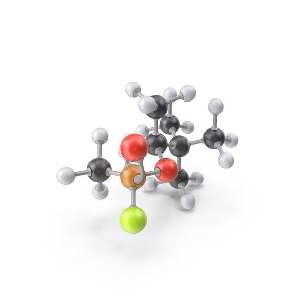 Cover Image for Soman Molecule