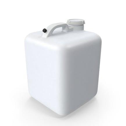 Contenedor de agua